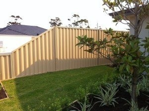 Colorbond fencing Perth installations